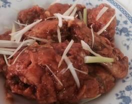 Chicken Wings Hot Lava (Ala Richeese)
