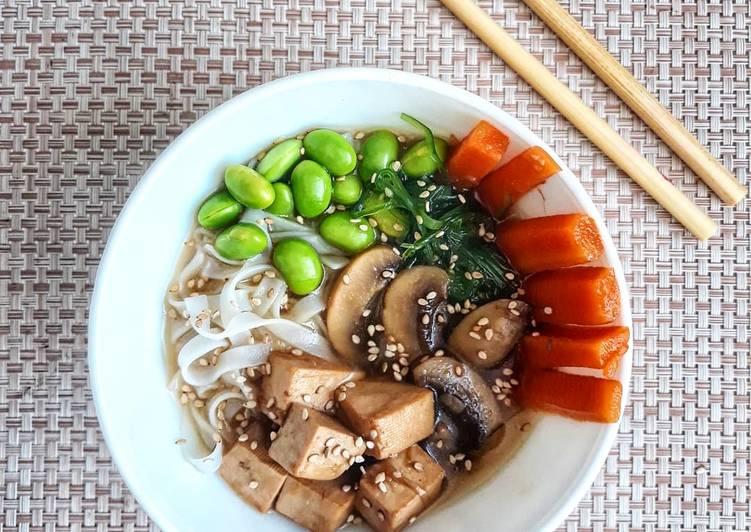 🍜 Ramen vegano 🍜