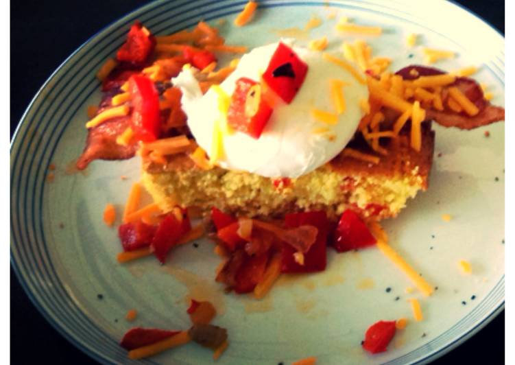 Easiest Way to Make Speedy Southern Style Poached Egg Breakfast
