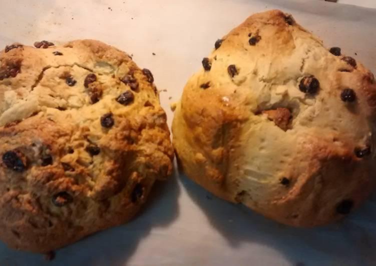 Easiest Way to Make Favorite TL's Irish Soda Bread