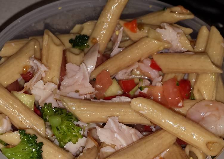 This &That pasta salad