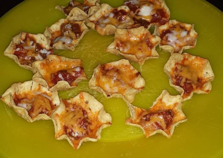 Easy Way to Cook Delicious Po' boy nachos
