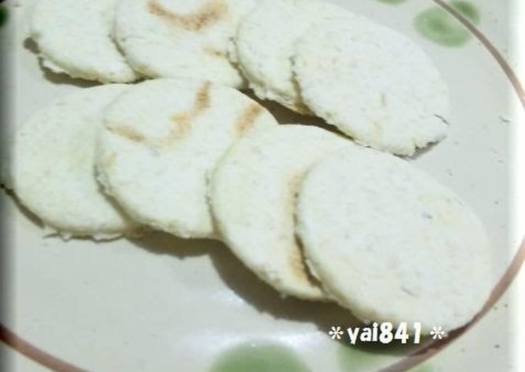 Healthy Okara Cookies - Laurie G Edwards