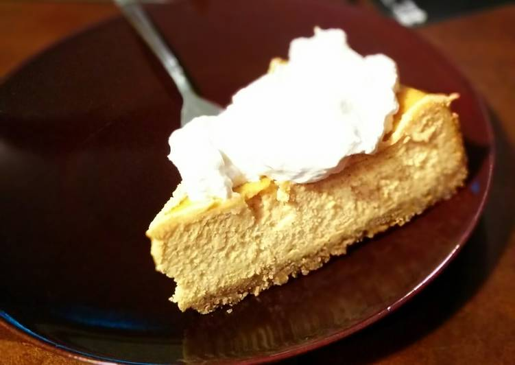 Thanksgiving Pumpkin Cheesecake Spectacular