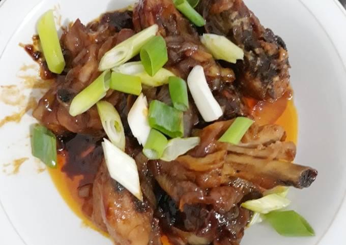 Resep Ayam Goreng Mentega Bikinramadanberkesan Oleh Zeta Hanif Cookpad