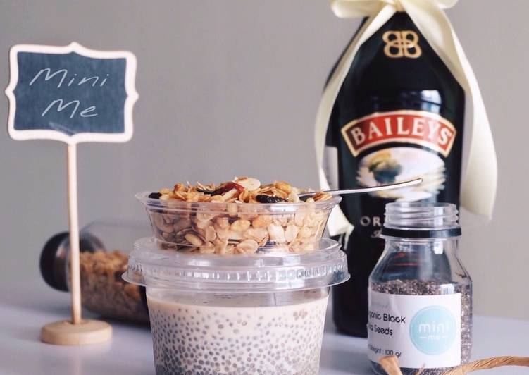 Bailey Chia Seed Pudding