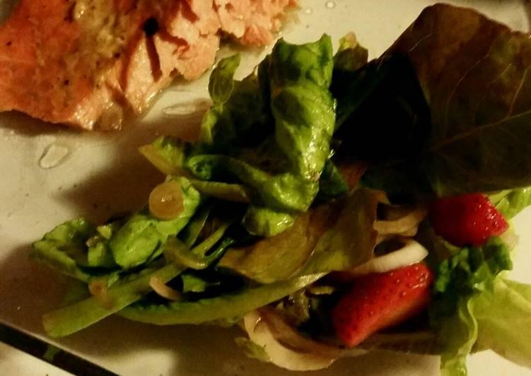 Easiest Way to Make Tasty Glazed Salmon