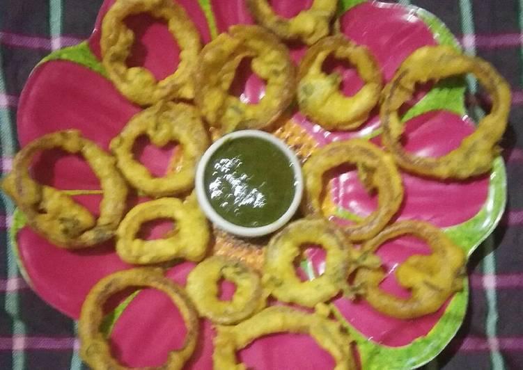 Recipe of Favorite Onion rings