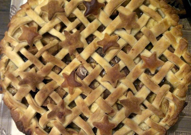 Recipe: Tasty Arpik's apple pie