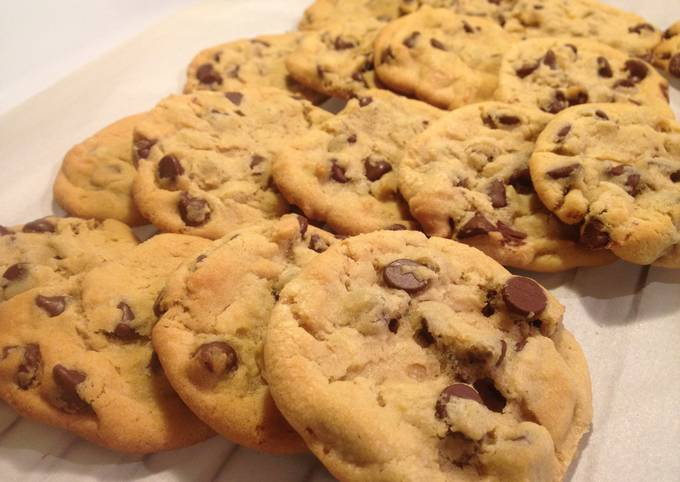 Step-by-Step Guide to Make Award-winning Chewy Chocolate Chip Cookies