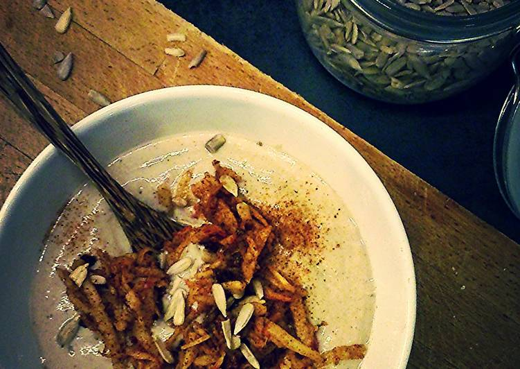 Recipe: Delicious Banana & Tofu Breakfast Bowl