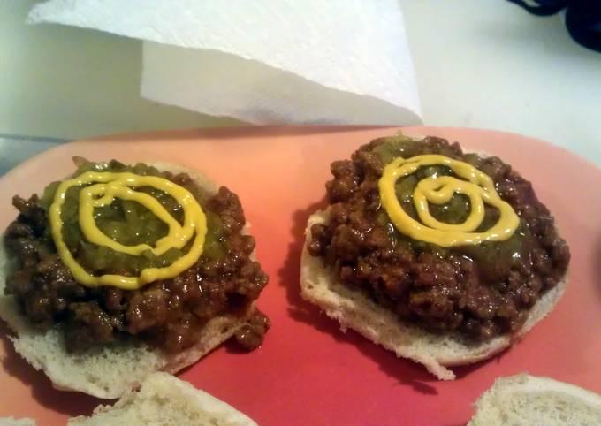 Recipe: Tasty Rachael Ray's Super Sloppy Joes