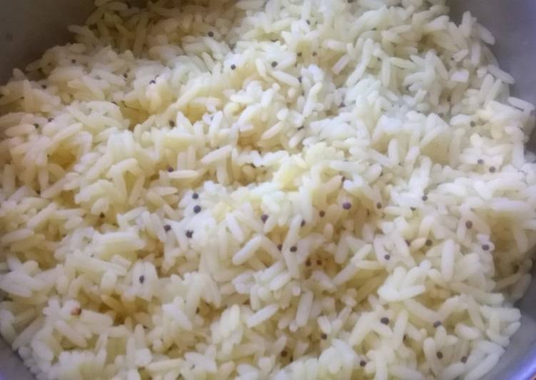 Recipe of Most Popular Rice with turmeric