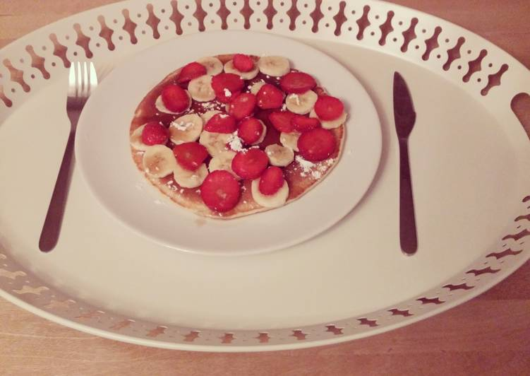 Quick and Easy Recipe: Perfect pancake
