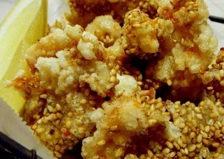 Recipe of Homemade Savory Fried Chicken Tenders Crispy & Soft with the Egg White Coating