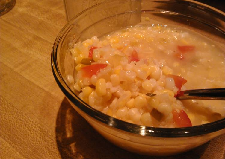 How to Prepare Top-Rated Pickled corn relish