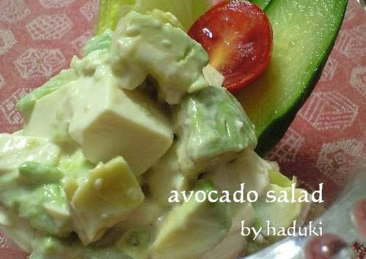 Avocado and Silken Tofu Salad, Here Are A Few Basic Explanations Why Consuming Apples Is Good