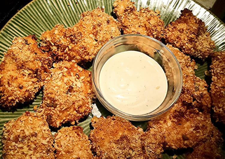 How to Make Appetizing Panko Baked Chicken Strips