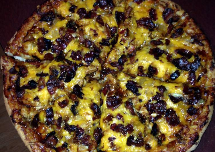 '' BBQ Chicken Pizza '' pizzazz!!