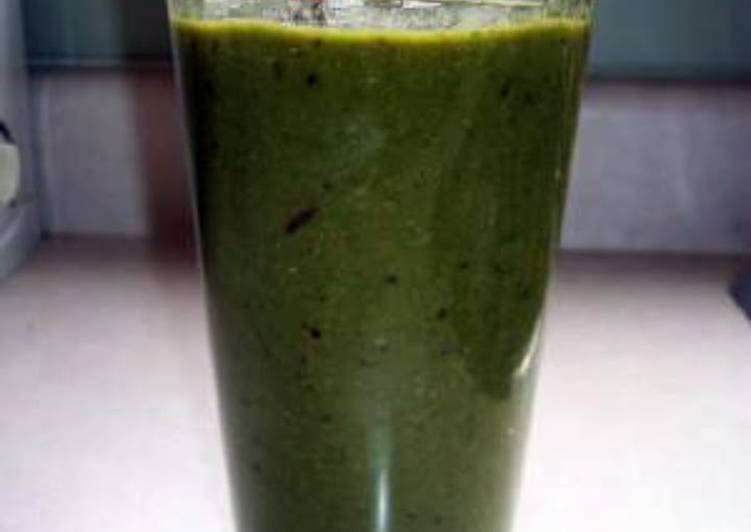 30 Minute Easiest Way to Prepare Quick Diva's Super Duper Smoothie
