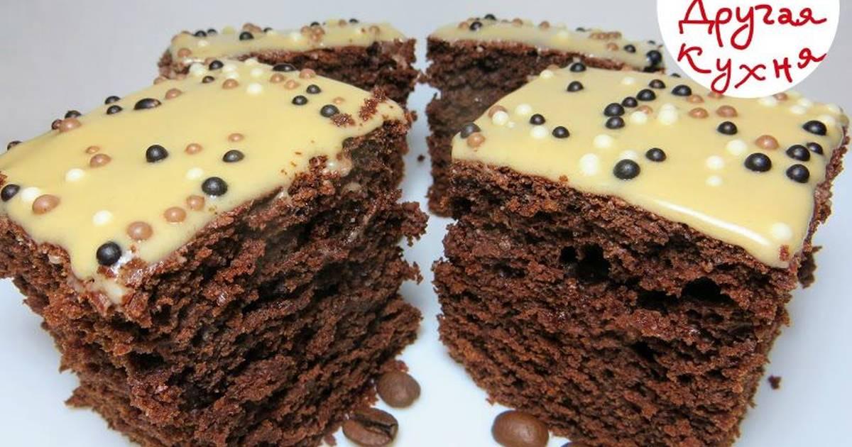 простой кофейный пирог рецепт с фото самойлов легендарный