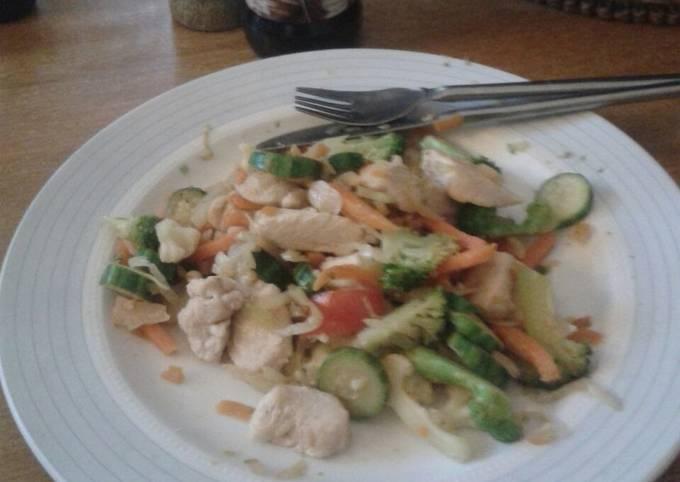 Quick Healthy Stir-Fry