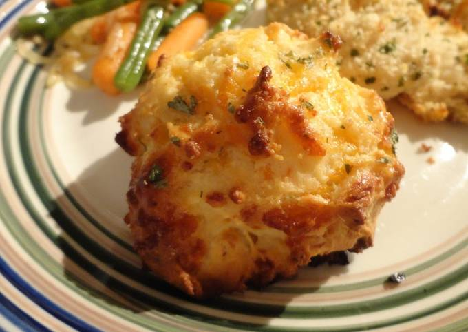 How to Prepare Perfect Red Lobster Style ♡ Cheddar Biscuit
