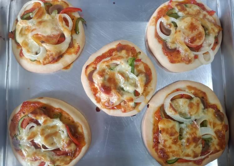 Resep Pizza Dough, Lezat