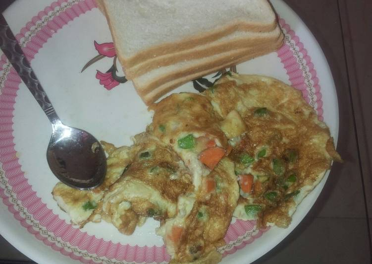 Recipe of Ultimate Fried eggs for breakfast