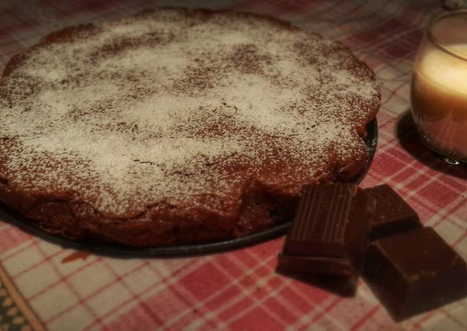 Simple Way to Make Homemade Tenderlicious chocolate cake