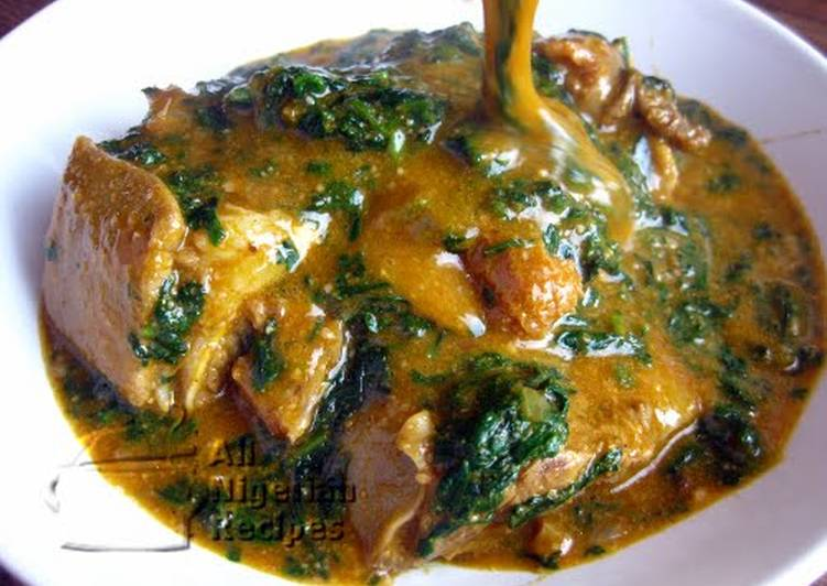 ogbono soup, Choosing Fast Food That's Very good For You