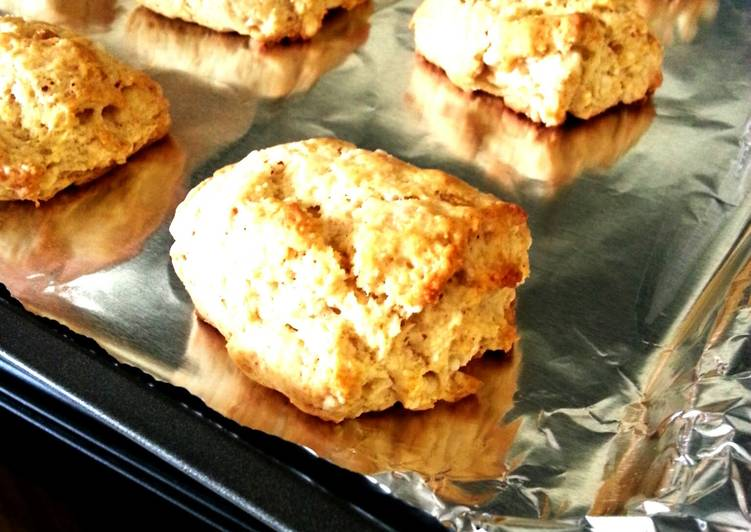 4S (Simple yet Sweet, Soft Scone)