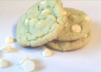 How to Prepare Appetizing Pistachio Pudding Cookies