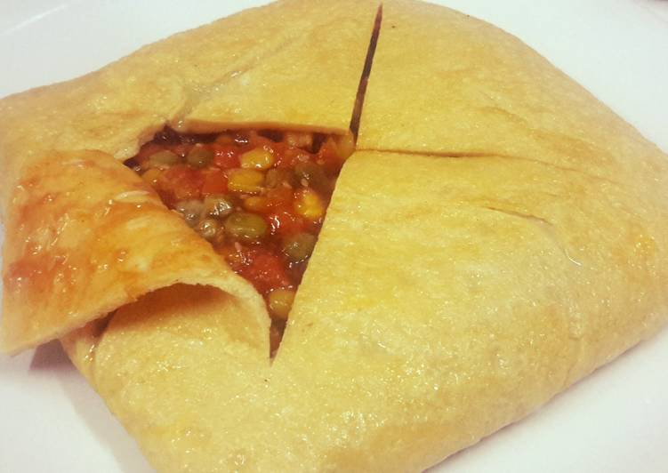 Recipe of Speedy Kanya's Sweet and Sour Omelet