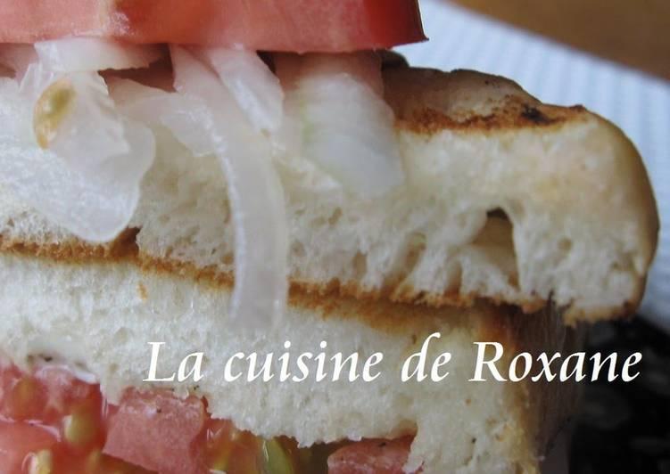 Steps to Prepare Favorite Vegetarian Sandwich