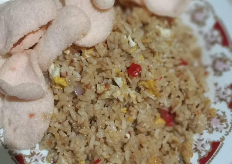 Nasi Goreng Ala Rumahan