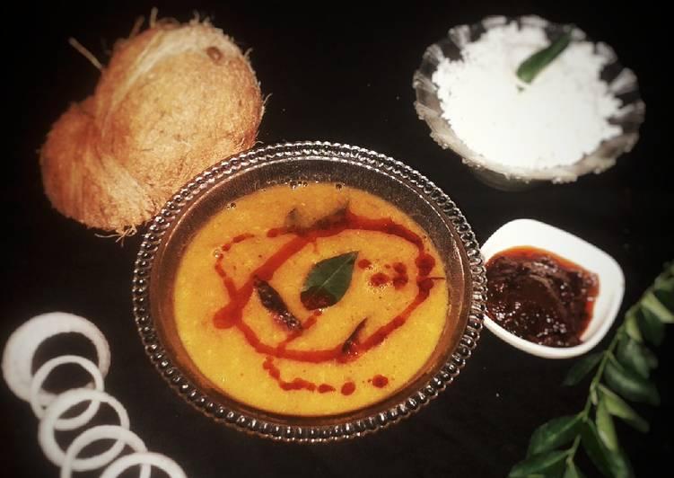Recipe of Speedy Sambar With Rice