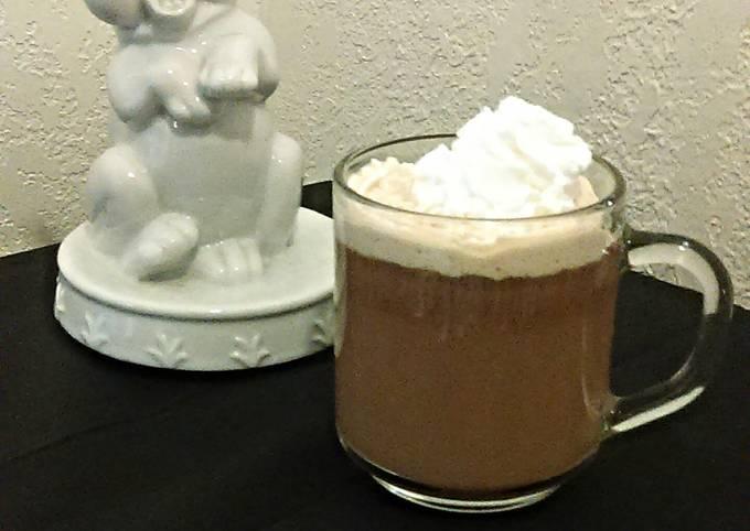 Chocolate-Caramel Café