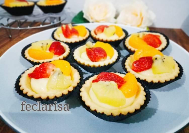 Resep Fruit pie Top