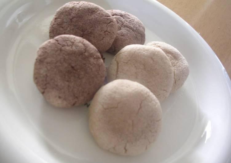 Recipe of Perfect Sticky Bite-sized Okara Snacks