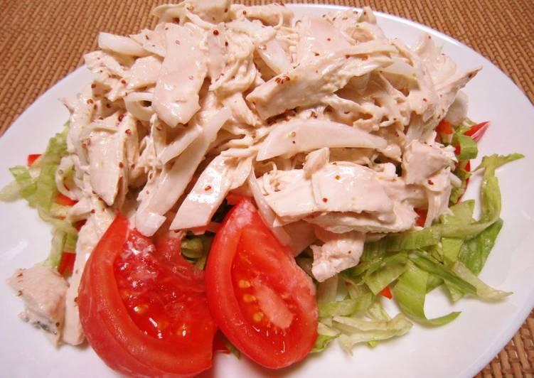 Simple Way to Prepare Award-winning Chicken Breast Salad
