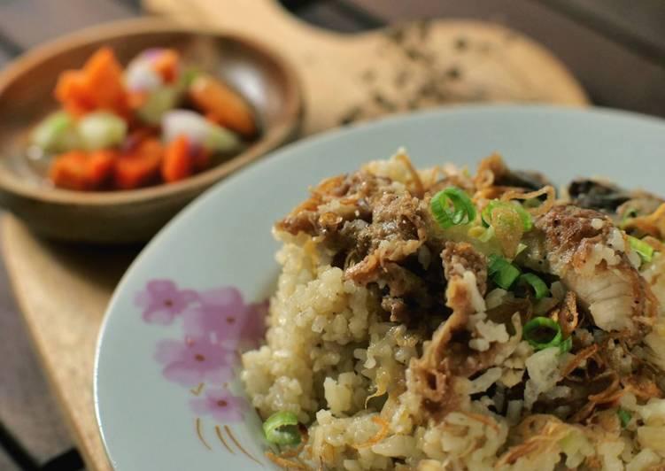 Nasi Hainam KFC Rice Cooker
