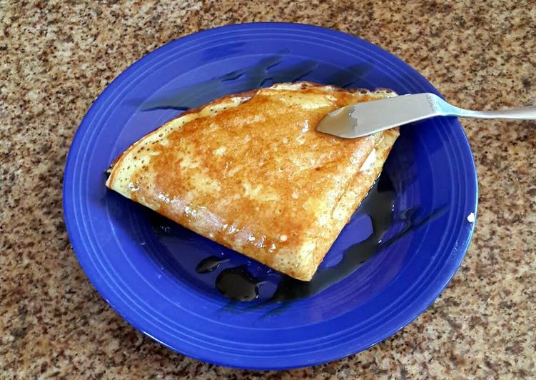 Recipe: Perfect Pancake Omelette