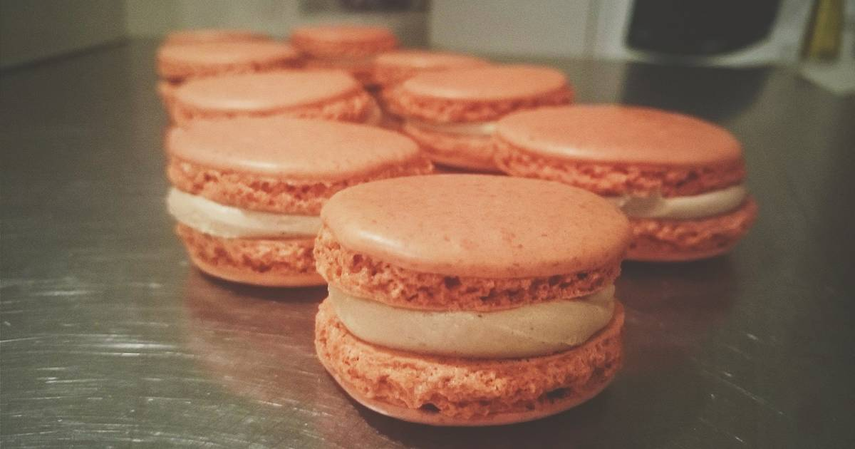 Nut Free Macarons Recipe By Emma Cookpad