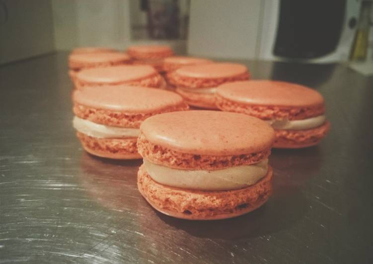 Easiest Way to Make Favorite Nut-Free Macarons
