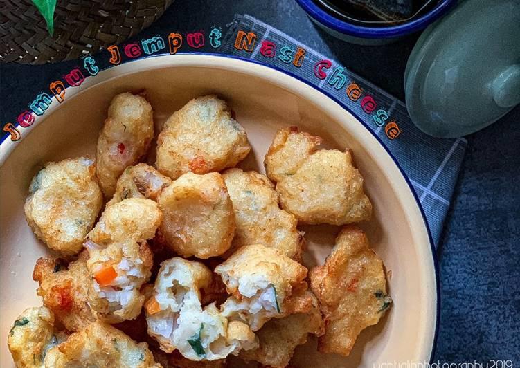 Jemput-Jemput Nasi Cheese