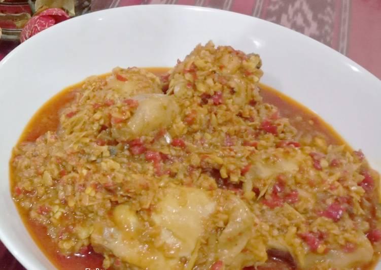 Ayam Betutu (Khas Bali)