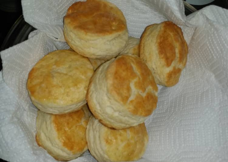 Recipe of Super Quick Homemade Mom's Best Biscuits