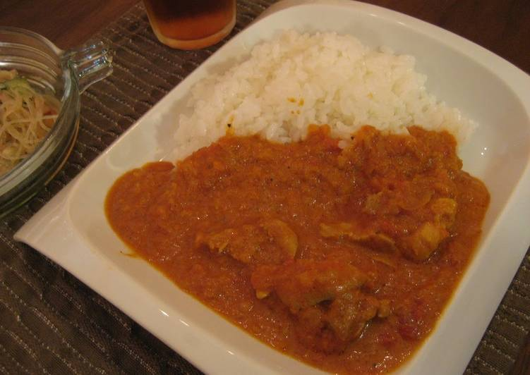 Authentic Indian Style Curry at Home Finding Nutritious Fast Food