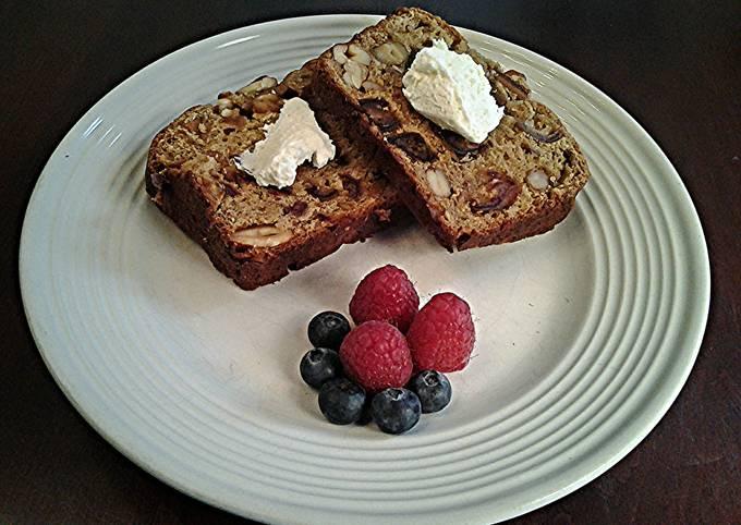 How to Prepare Super Quick Homemade Date Nut Bread